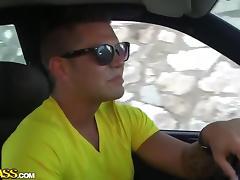 Hard Spanish fuck for pickup honey Nessa scene two