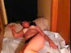 Married whore squirts and makes puddles