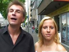 Amateur couple having a nice shag with oral pleasuring