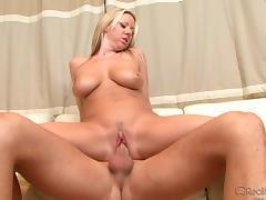 Carolyn Reese Riding A Cock