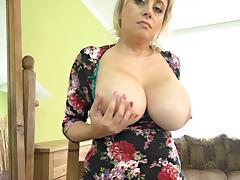 40s Mature and juicy big tits
