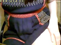 Recorded session from live amateur homemade webcam