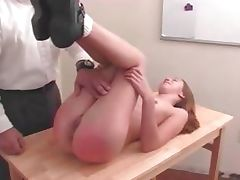 Sexy whore was being naughty and getting part4