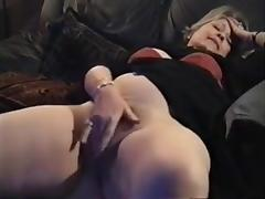 Hairy Mature Having Fun
