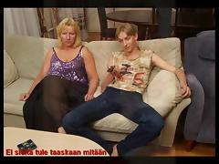 Slideshow: Mom Kira with Finnish Captions