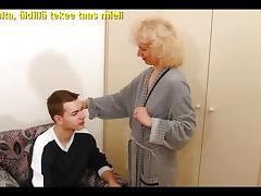 Slideshow with Finnish Captions: Mom Jarmila 2