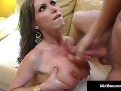 Penthouse Pet Nikki Benz Gets Pussy Banged By Alec Knight!