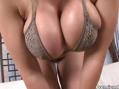 Booty Sara Jay drilled by black dude