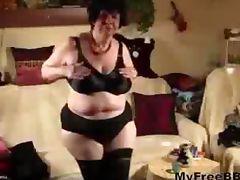 Fat Matures videos. Naughty Caucasian fat mature fucked deep anal