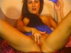Deep Dildo Strokes Made her Reach Orgasm HD