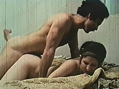Vintage Cuties videos. Vintage beauties in pornographic vintage videos pose nude and feature in rough activity