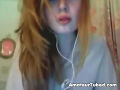Omegle redhead enhanced sp33
