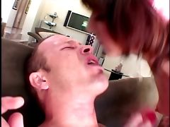 No fun Swallowing your own cum