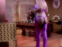 Dylan Ryder Gets in Glamour Magenta to Suck a Dick