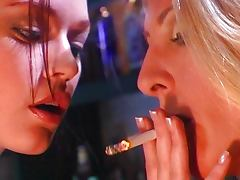 Smoking videos. Smoking after sex means that your girl has had a good time with you