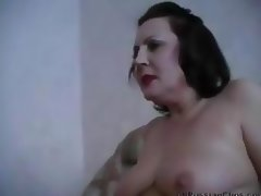 Incredibly Sexy Old Woman With Quality By A Pussy And Ass russian cumshots swallow
