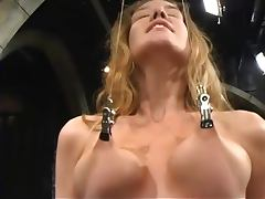 Jade Marxx loves getting a lot of painful moments