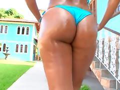 Brazillian Butt Fuck