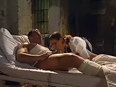 hawt hungarian nurse double penetration