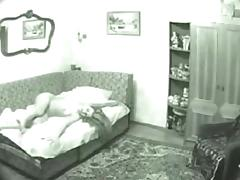 My cute cousing visiting us caught by hidden cam