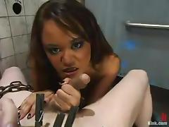 Dirty minded mistress Annie Cruz is going to humiliate you