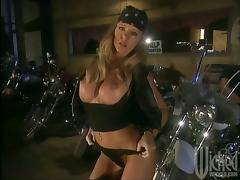 Bikers love doing some wild foursome sex