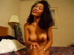 Asian MILF May Maui Gets Creampie