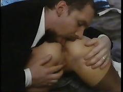 Vintage Butler and Maid