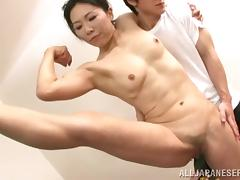 Flexible videos. If a chick is flexible then you can enjoy experimenting with your lewd sex