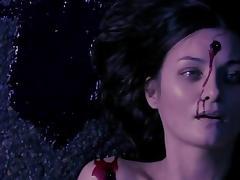 Samantha Facchi,Tara Rondeau,Irene Alexandra,Maryam Basir in Blood Night: The Legend Of Mary Hatchet (2009)